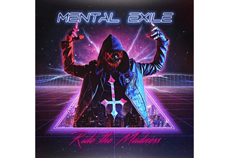 Mental Exile - Ride The Madness  - (CD)