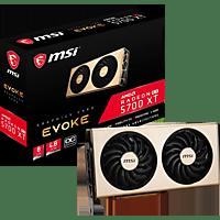 MSI Radeon RX 5700 XT Evoke OC (V381-001R) (AMD, Grafikkarte)