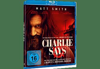 Charlie Says Blu-ray