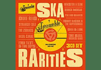 VARIOUS - Treasure Isle Ska Rarities  - (CD)