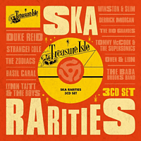 VARIOUS - Treasure Isle Ska Rarities [CD]