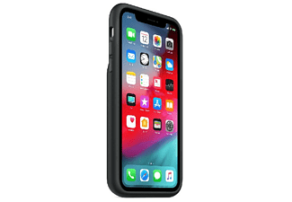 Apple Smart Battery Case, Funda batería para iPhone XR, Negro
