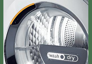 Lavadora secadora - Miele WTH120 WPM PWash 2.0 & TDos, 7 kg, 4Kg, 1600 rpm, Autodosificación, WiFi