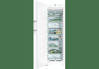 Congelador vertical - Miele FN 28262, LED, No Frost, Blanco