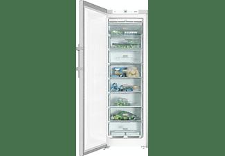 Congelador - Miele FN 28262 ED/CS, No Frost, 253 L, 185 cm