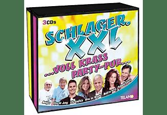 VARIOUS - Schlager XXL  - (CD)