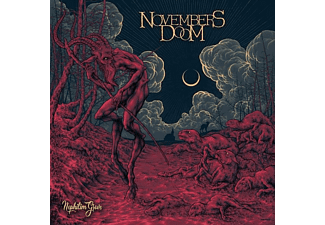Novembers Doom - Nephilim Grove (Box-Set/GTF/2LP Silver/2CD)  - (LP + Bonus-CD)