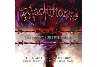 Blackthorne - WE WON'T BE.. -BOX SET-  - (CD)