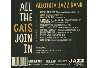 Allotria Jazz Band - All The Cats Join In  - (CD)