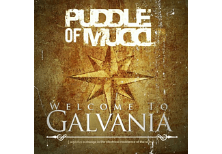 Puddle Of Mudd - Welcome To Galvania  - (CD)