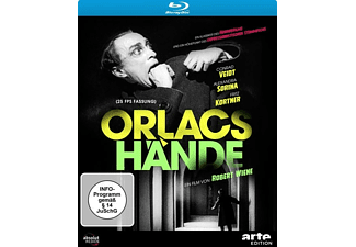 Orlacs Hände (1923) (Neuauflage) (Blu-ray) Blu-ray