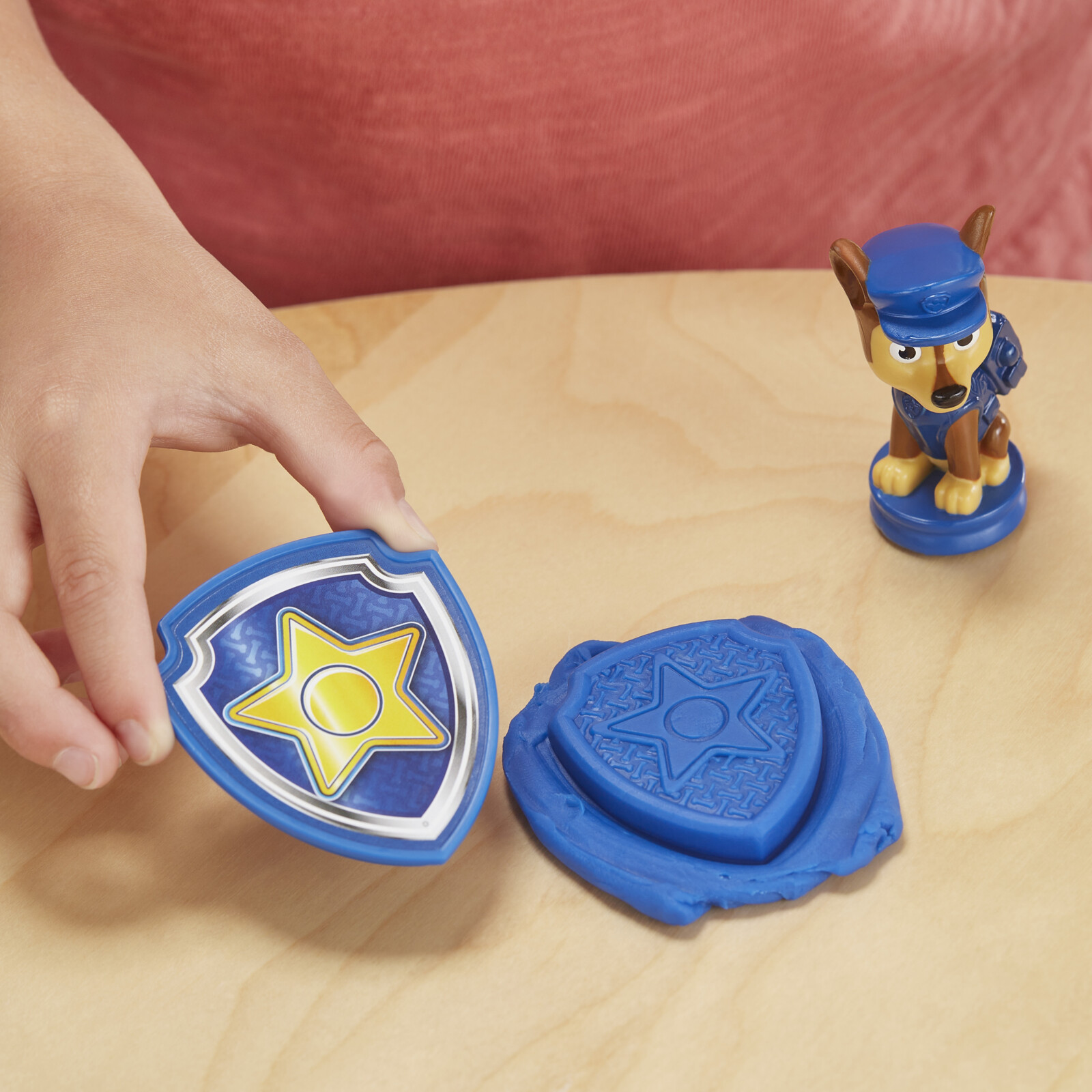 Hasbro Play Doh Paw Patrol Polizeihund Chase, Spielzeug