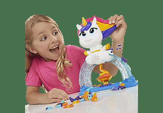 PLAY-DOH Play-Doh Buntes Einhorn Softeis-Set Spielset, Mehrfarbig