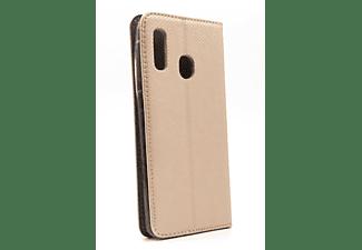 AGM 28622, Bookcover, Samsung, Galaxy A20e, Gold