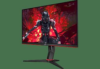 AOC 27G2U5/BK 27 Zoll Full-HD Gaming Monitor mit 1 ms. 75 Hz, FreeSync und IPS-Panel (1 ms Reaktionszeit, 75 Hz)