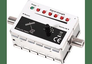 VIVANCO Satellitenfinder mit LED Anzeige und Signalton