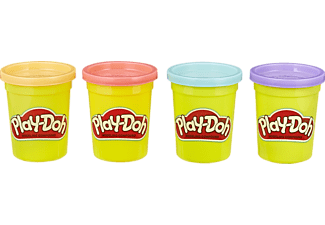 PLAY-DOH Play-Doh 4er Pack SWEET Spielset, Mehrfarbig
