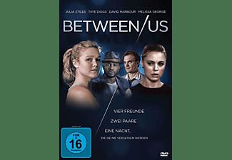 Between Us DVD