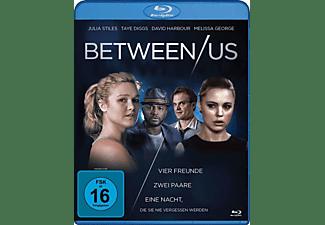 Between Us Blu-ray