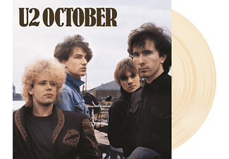 U2 - October (Cream Edition) [Vinyl]