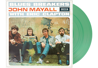 John Mayall, The Bluebreakers, Eric Clapton - Bluesbreakers With Eric Clapton (Exklusive Edition)  - (Vinyl)