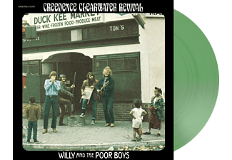 Creedence Clearwater Revival - Willy And The Poor Boys (Exklusive Edition) - (Vinyl)