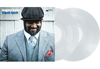 Gregory Porter Liquid Spirit (Clear Edition) Vinyl