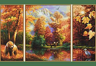 SCHIPPER MNZ - Indian Summer (Triptychon) Malset Mehrfarbig