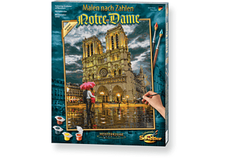 SCHIPPER MNZ - Notre Dame Malset Mehrfarbig