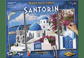 SCHIPPER MNZ - Santorin Malset Mehrfarbig