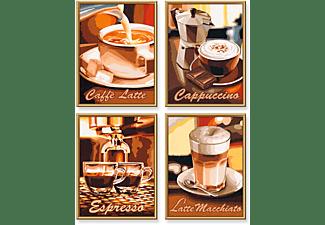 SCHIPPER MNZ - Kaffeepause (Quattro) Malset Mehrfarbig