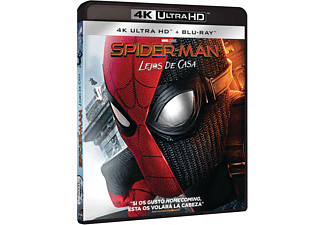 Spider-Man: Lejos de casa - 4K Ultra HD + Blu-ray