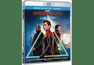 Spider-Man: Lejos de casa (Ed. Steelbook) - Blu-ray 3D + Blu-ray