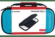 Funda - Bigben Transport Case-S, Para Nintendo Switch Lite, Azul