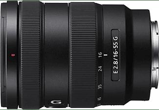 SONY Objektiv E 16-55mm F2.8 G schwarz (SEL1655G)
