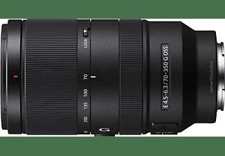 SONY Objektiv E 70-350mm 4.5-6.3 G OSS schwarz (SEL70350G)