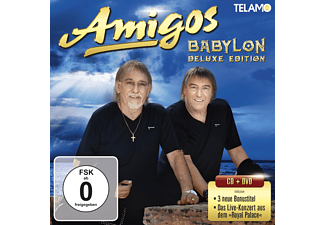 Die Amigos - Babylon (Deluxe Edition)  - (CD + DVD Video)