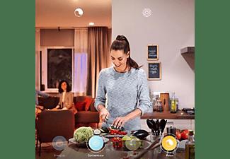 Bombilla Bluetooth - Philips Hue LED GU10, Luz blanca cálida a fría, Domótica