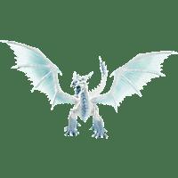 SCHLEICH Eisdrache Spielfigur, Weiß/Blau