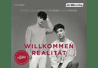 Various - Willkommen Realität  - (CD)
