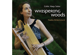 Nadia Birkenstock - Whispering Woods-Celtic Harp Solos  - (CD)