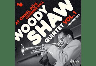 Woody Quintet Shaw - AT ONKEL PÖ'S CARNEIGE HALL / HAMBURG '79 VOL.1  - (Vinyl)