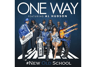 Al One Way/hudson - #New Old School  - (CD)