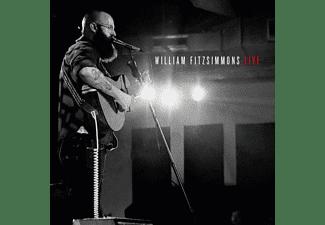 William Fitzsimmons - LIVE  - (Vinyl)