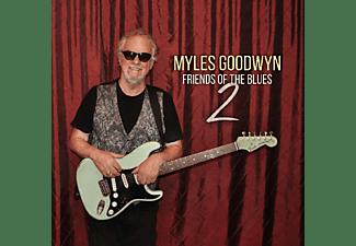 Myles Goodwyn - Friends Of The Blues 2  - (CD)