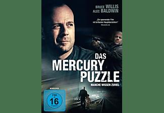Das Mercury Puzzle DVD