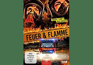 Feuer und Flamme-Mit Feuerwehrmännern im Einsat DVD