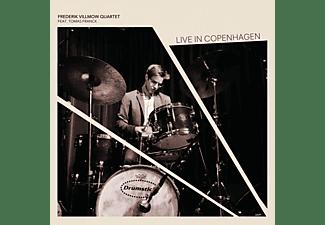 Frederik Villmow Quartet, Tomas Franck - LIVE IN COPENHAGEN  - (CD)