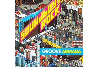 Groove Armada - SOUNDBOY ROCK  - (CD)