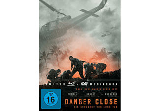 Danger Close - Die Schlacht von Long Tan Blu-ray + DVD